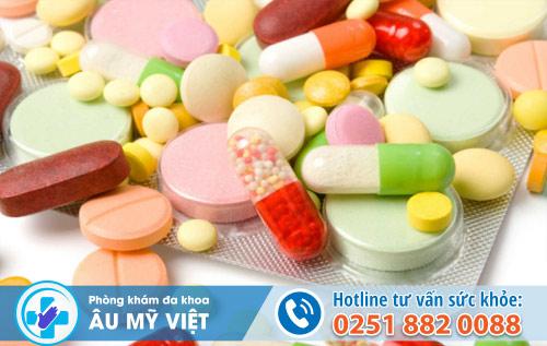 Apxe hậu môn uống thuốc gì?