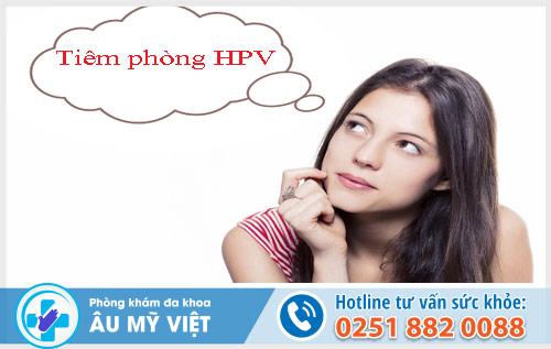 Mắc sùi mào gà có tiêm phòng HPV được không?