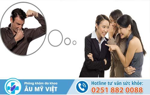 Phương pháp cắt tuyến mồ hôi nách tại Đa khoa Âu Mỹ Việt