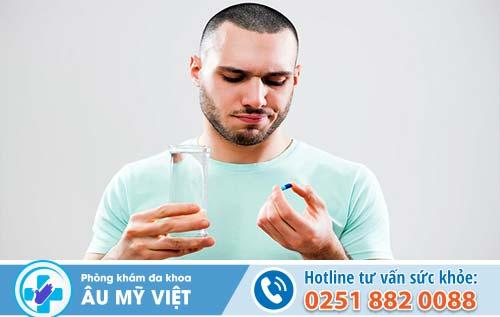 Viêm niệu đạo nam giới nên uống thuốc gì?